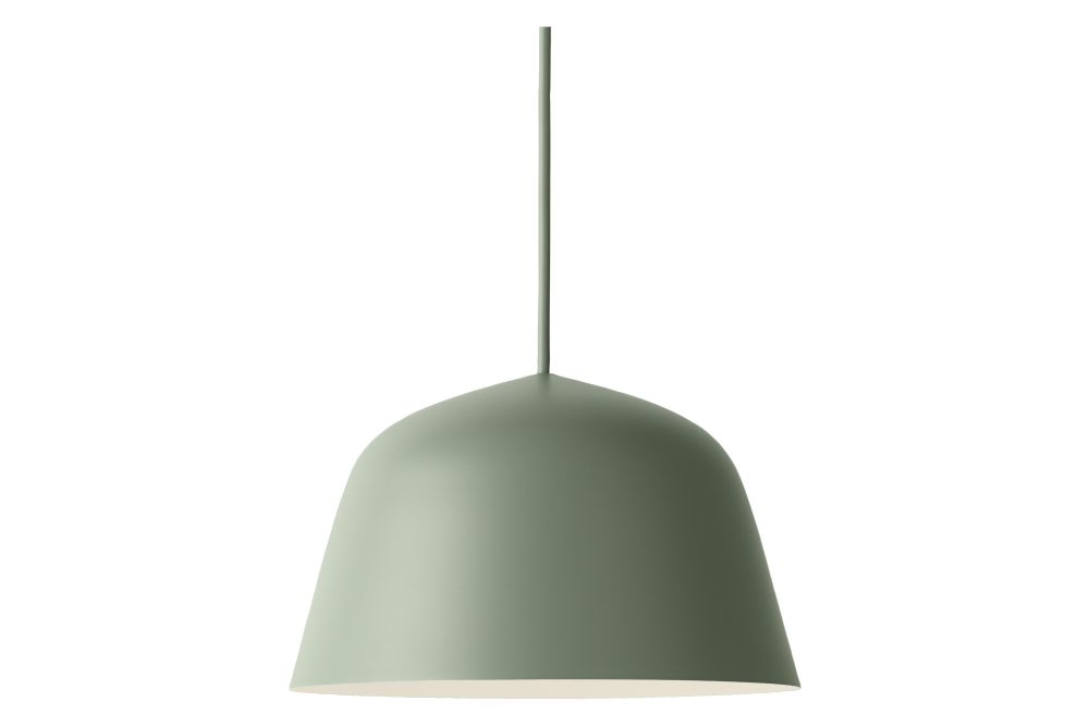 Dusty Green, 25 cm,Muuto,Pendant Lights,ceiling,lamp,lampshade,light fixture,lighting,lighting accessory