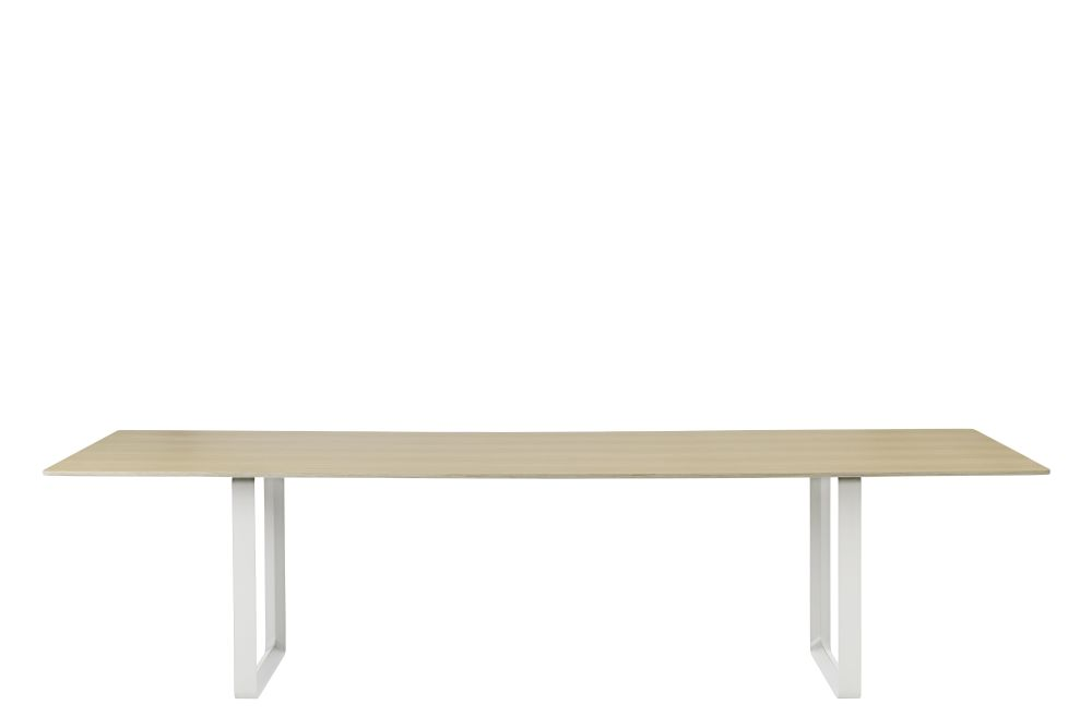 Oak Top / White Base,Muuto,Dining Tables,coffee table,desk,furniture,outdoor table,rectangle,sofa tables,table