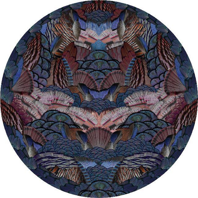 350 cm, Soft Yarn,Moooi Carpets,Rugs,symmetry