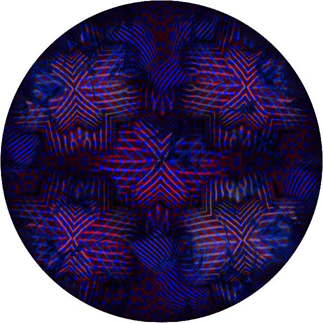 250 cm, Poliamide,Moooi Carpets,Rugs,circle,cobalt blue,design,electric blue,pattern