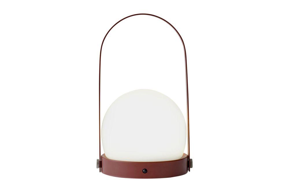 Metal Black,MENU,Table Lamps,arch