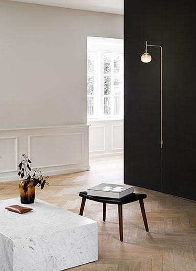 With plug,Matt graphite lacquer,Vibia,Wall Lights,coffee table,design,door,floor,flooring,furniture,interior design,material property,room,table,tile,wall