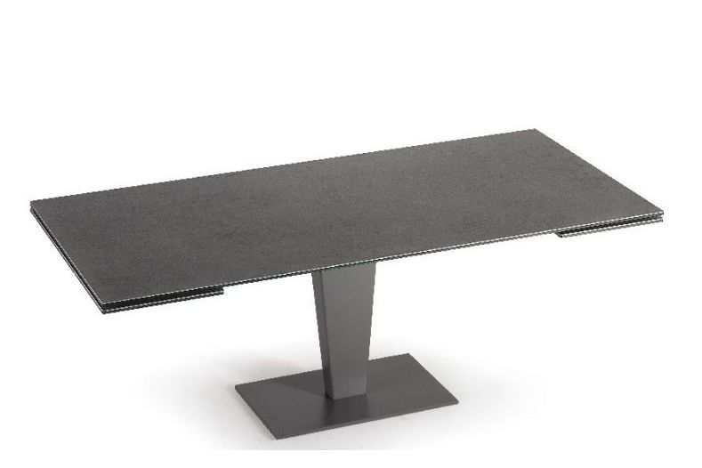Nephtis Ceramic Dining Table with Extensions by Roche-Bobois