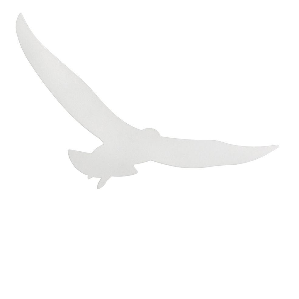 18 x 23 x 5.2,Schönbuch,Hooks & Hangers,bird,white,wing
