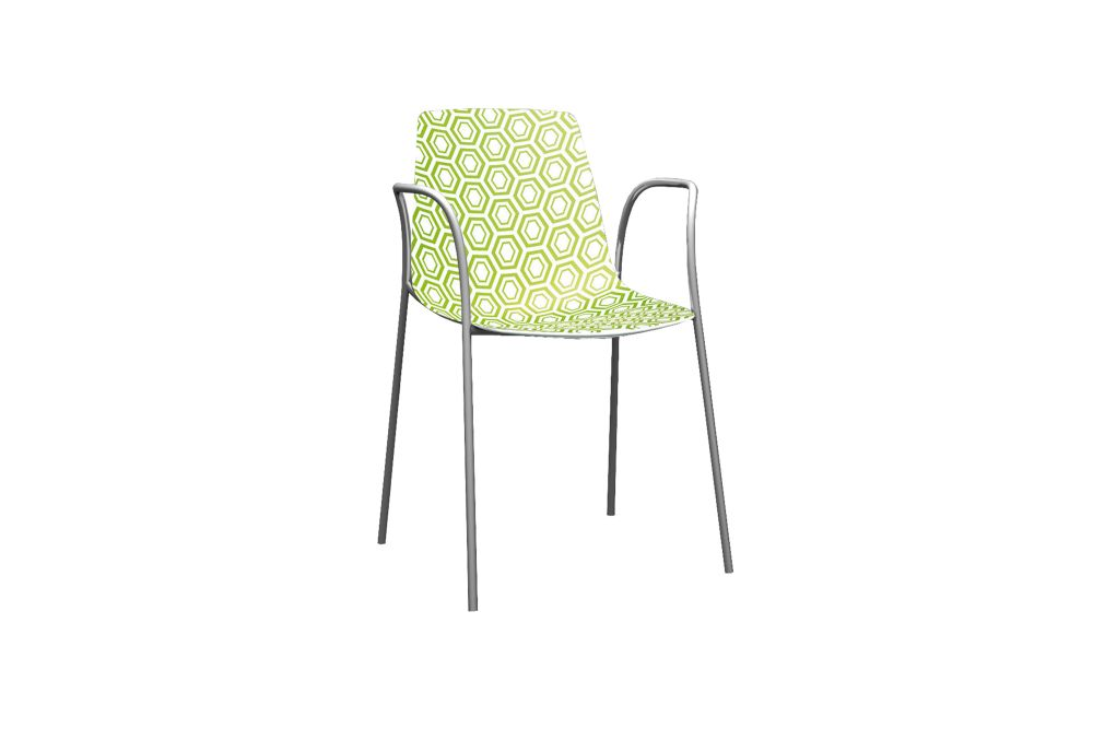 Chromed Metal, 00/04,Gaber,Breakout & Cafe Chairs,chair,furniture,line,outdoor furniture