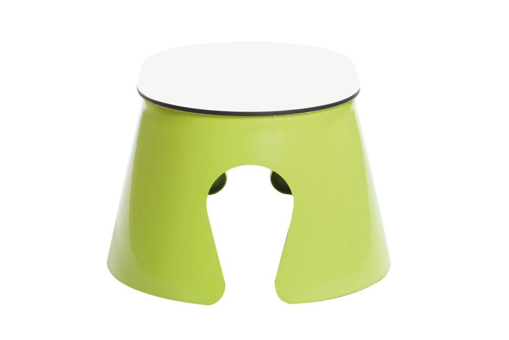 00 White,Gaber,Coffee & Side Tables,furniture,green,stool,table,yellow
