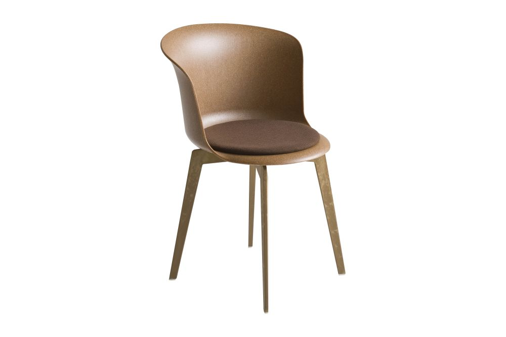 00 White, 00 White, Steelcut 2 110,Gaber,Breakout & Cafe Chairs,beige,chair,furniture,wood