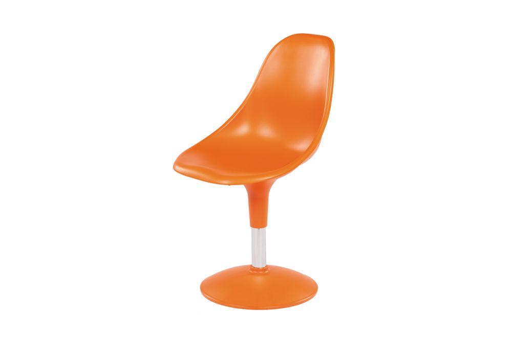 00 White,Gaber,Breakout & Cafe Chairs,orange,plastic