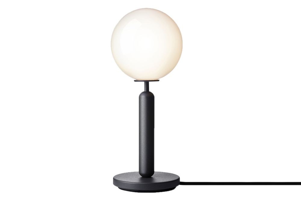 Opal White,Nuura,Table Lamps,lamp,light,light fixture,lighting,sphere