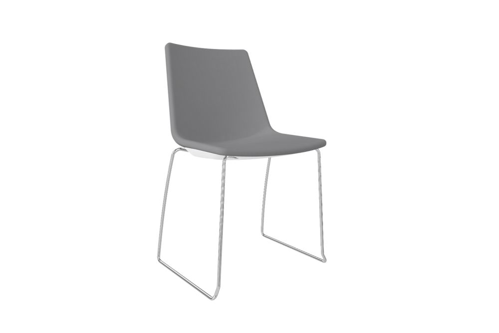 King Fabric 4021, Chromed Metal,Gaber,Breakout & Cafe Chairs,chair,furniture