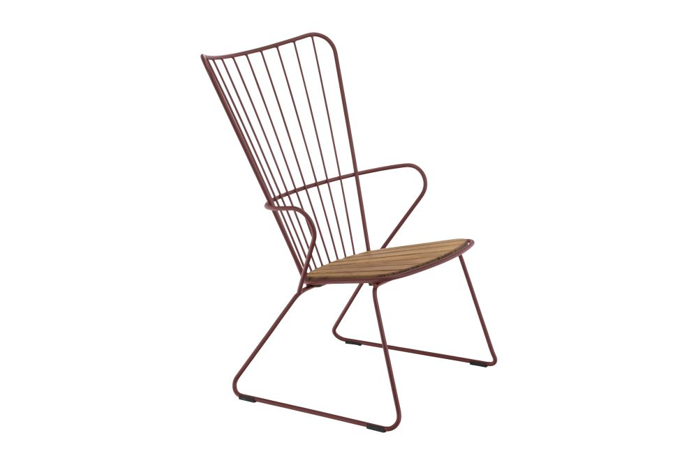 Taupe, without cushion,HOUE,Outdoor Chairs,chair,furniture,line