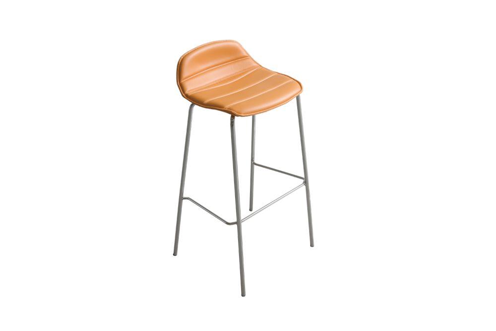 Chromed Metal, Simil Leather Aurea 1,Gaber,Stools,bar stool,chair,furniture,stool