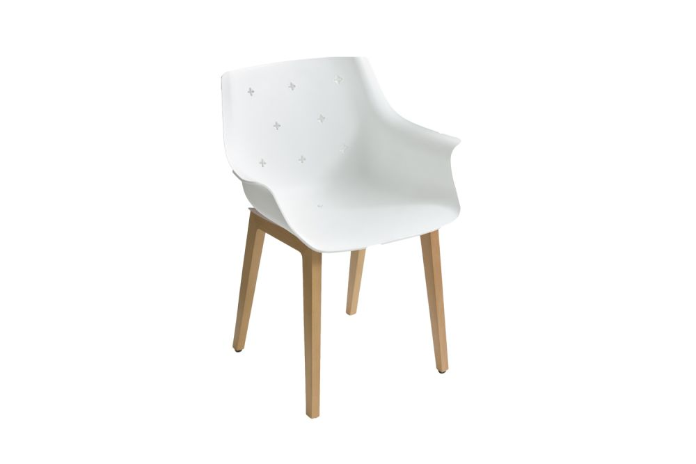00 White,Gaber,Breakout & Cafe Chairs,beige,chair,design,furniture,white