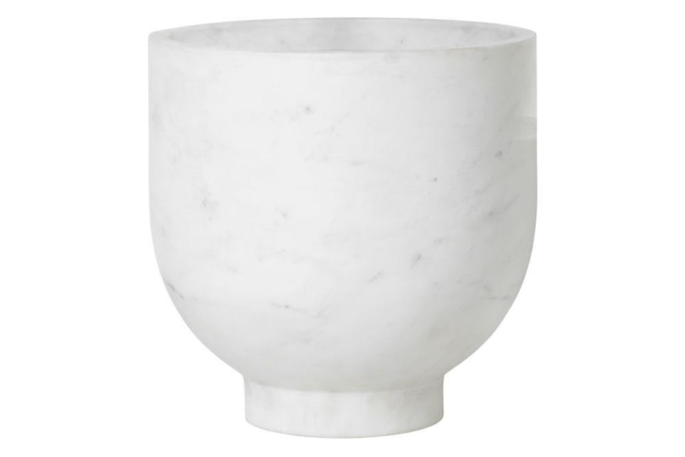 ferm LIVING,Kitchenware,ceramic,flowerpot,lighting,porcelain
