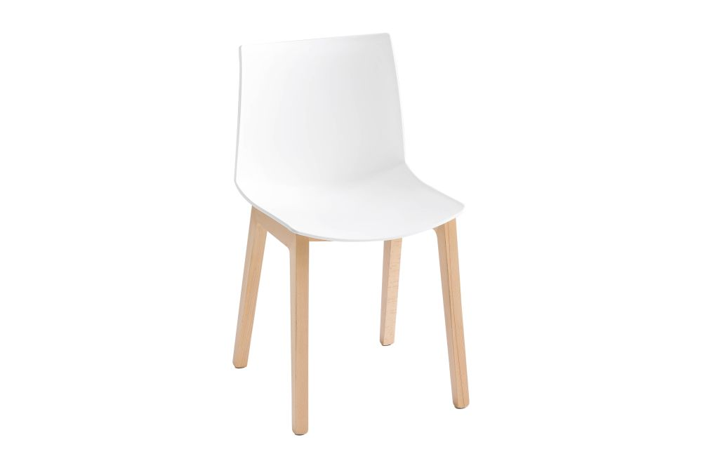 00 White,Gaber,Breakout & Cafe Chairs,beige,chair,furniture,wood