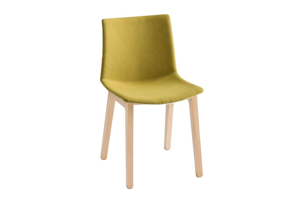 00 White, Simil Leather Aurea 1,Gaber,Breakout & Cafe Chairs,beige,chair,furniture,yellow