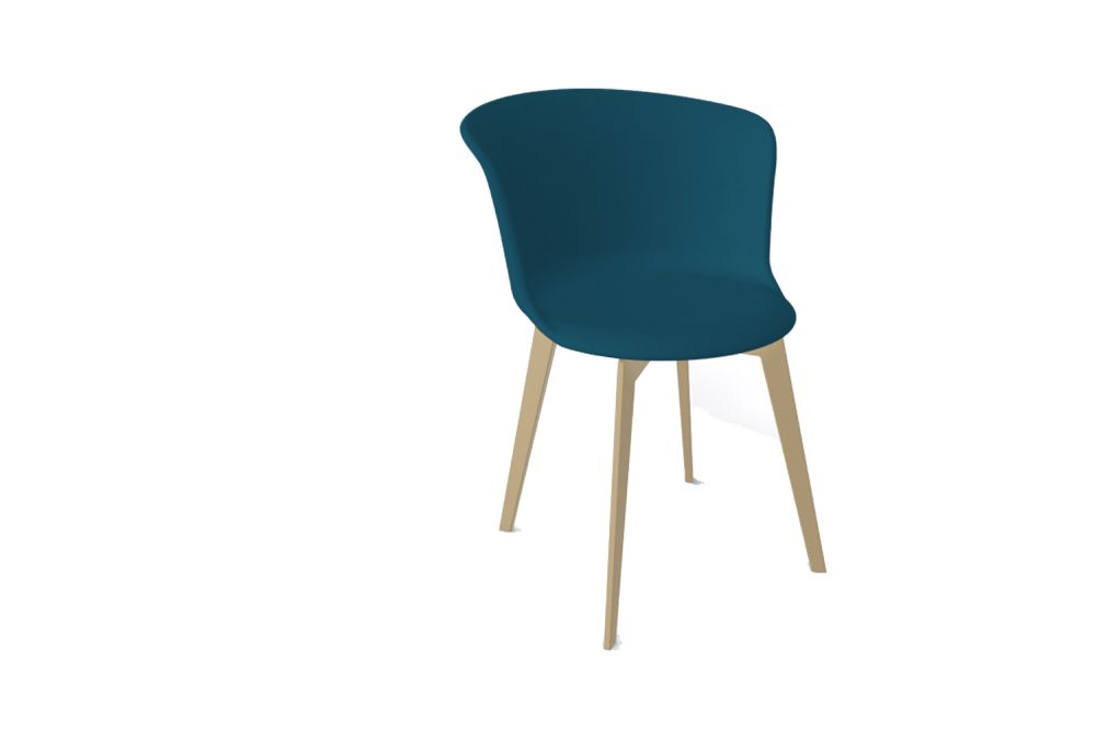 00 White, King Fabric 4021,Gaber,Breakout & Cafe Chairs,aqua,azure,chair,furniture,turquoise
