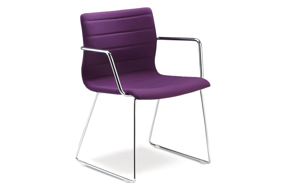 Jet 9110,Diemme,Breakout & Cafe Chairs,chair,furniture,magenta,material property,product,purple,violet