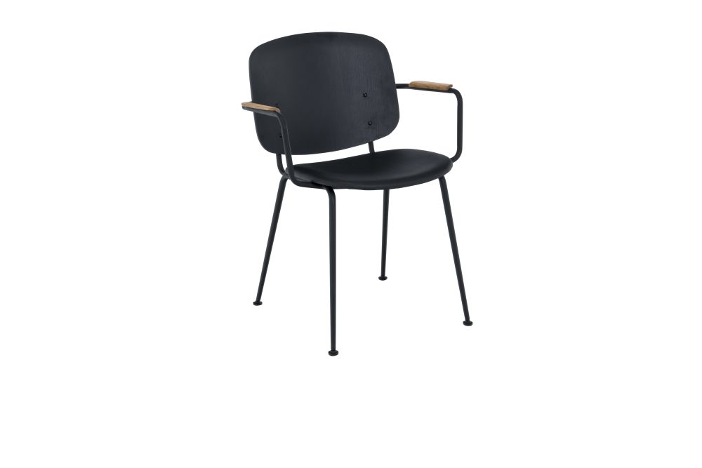 Grapp Dining Chair With Armrests by HOUE