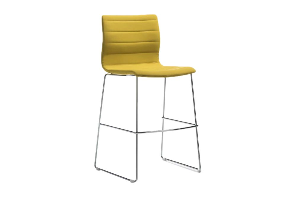 Jet 9110,Diemme,Stools,bar stool,chair,furniture,yellow