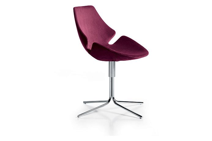 Diemme,Conference Chairs,chair,furniture,purple,violet