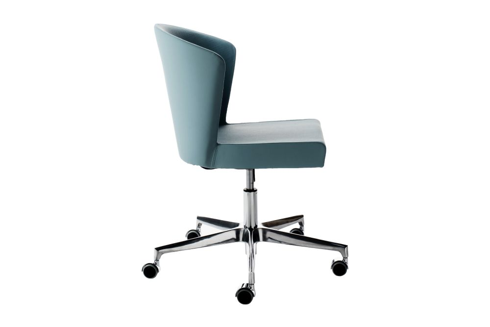 Jet 9110,Diemme,Breakout & Cafe Chairs,chair,furniture,line,material property,office chair,product