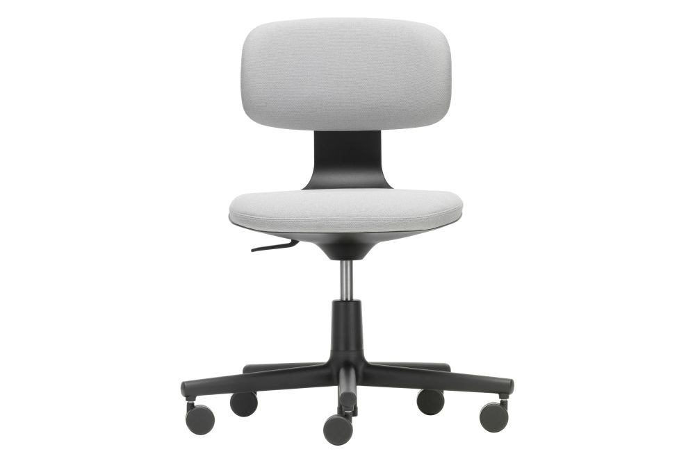 Rookie Studio Chair with Swivel Base by Vitra