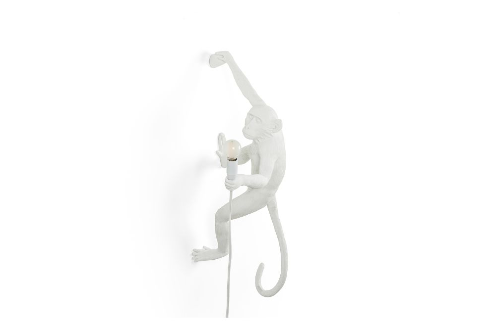 New Monkey Wall Light - Indoor by Seletti
