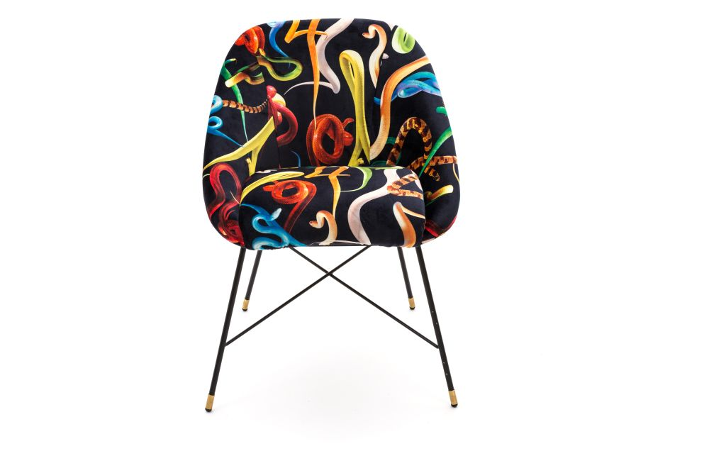 Padded Chairs by Seletti