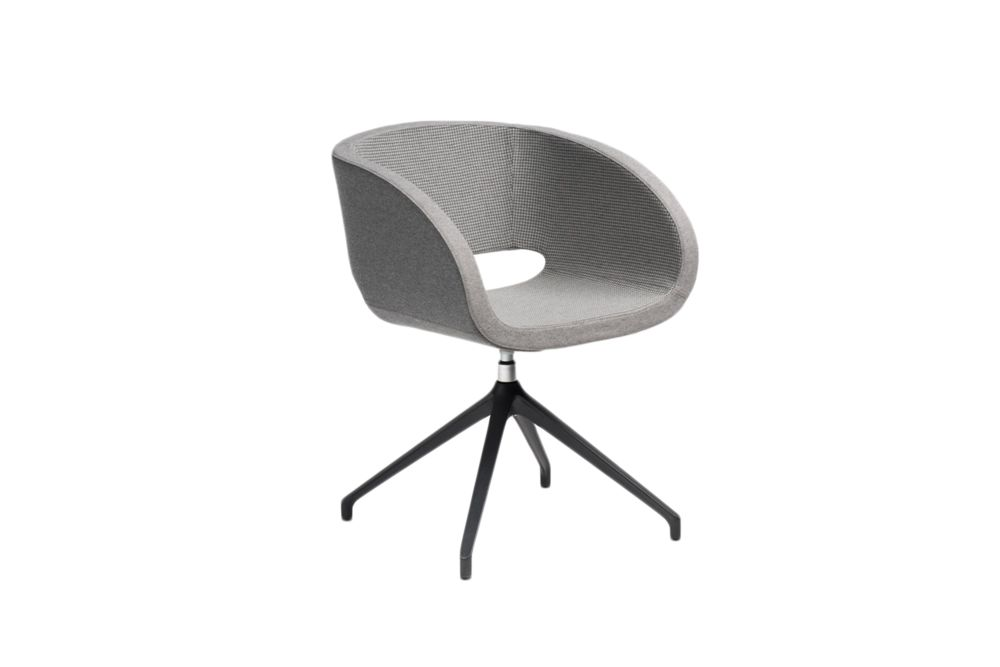 Jet 9110, Dark Grey,Diemme,Conference Chairs,chair,furniture,line,product,table