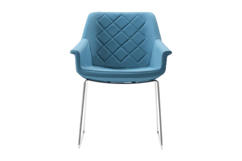 Jet 9110,Diemme,Breakout Lounge & Armchairs,chair,electric blue,furniture,turquoise