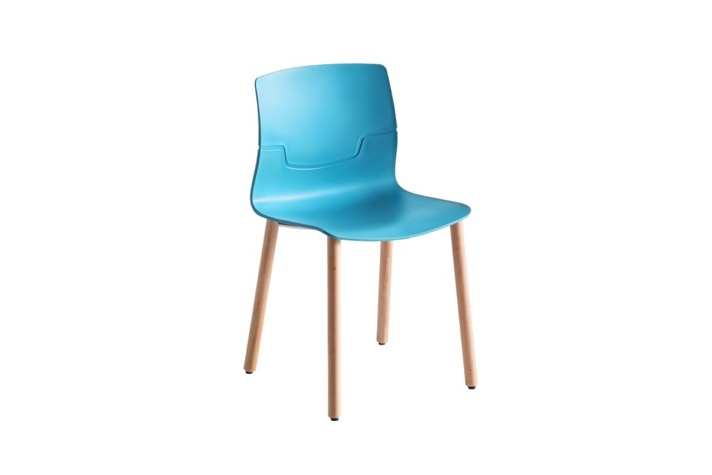 00 White,Gaber,Breakout & Cafe Chairs,aqua,azure,chair,furniture,turquoise