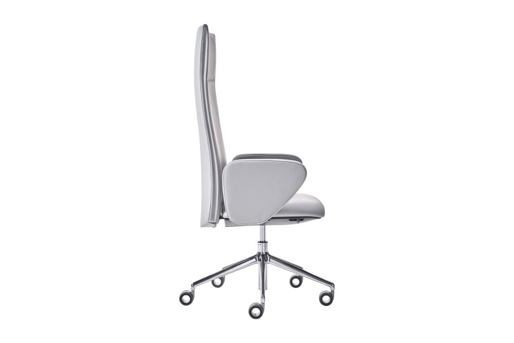 Jet 9110, Black,Diemme,Task Chairs,chair,furniture,line,office chair,product