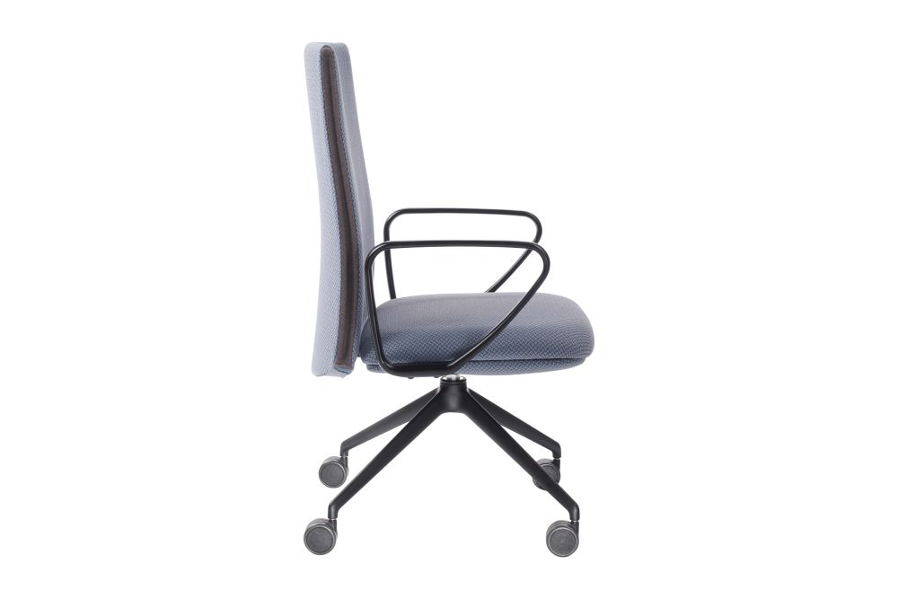Jet 9110, Black,Diemme,Conference Chairs,chair,furniture,office chair
