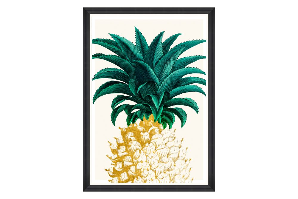 Mind The Gap,Prints & Artwork,ananas,fruit,leaf,pineapple,plant,yellow