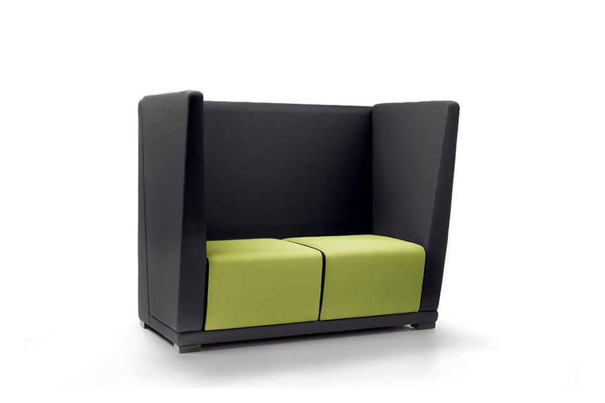 Jet 9110,Diemme,Breakout Sofas,chair,couch,furniture,leather,yellow