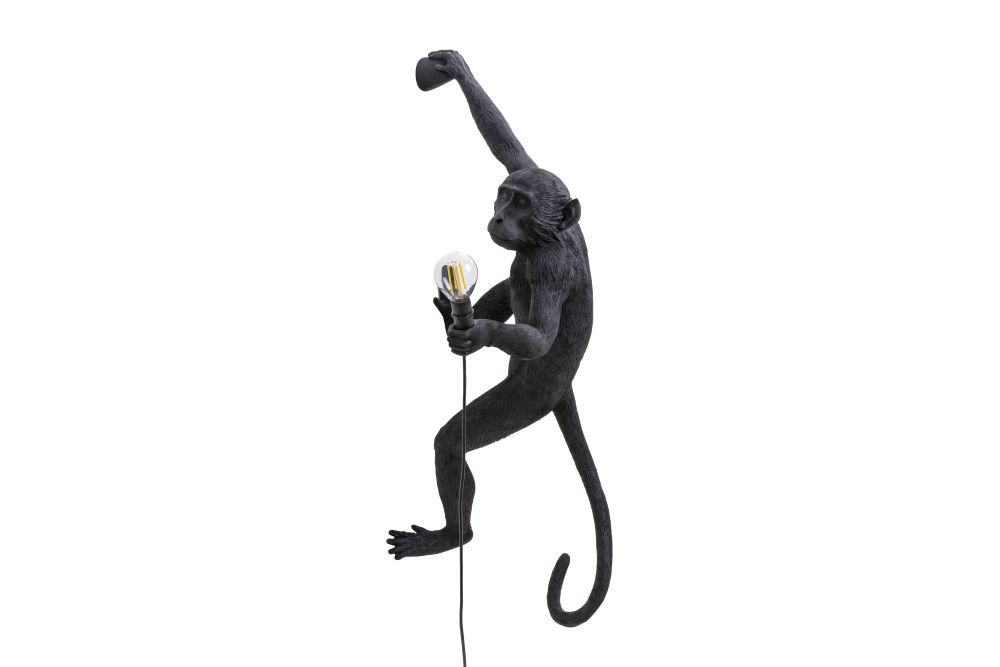 Black,Seletti,Outdoor Lighting,primate