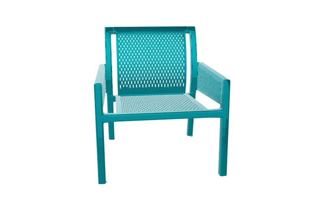 00 White,Gaber,Breakout Lounge & Armchairs,aqua,chair,furniture,outdoor furniture,turquoise
