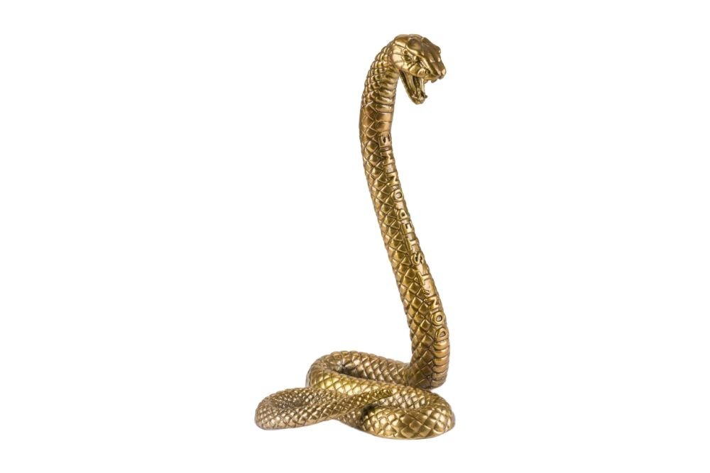 Seletti,Decorative Accessories,animal figure,indian cobra,reptile,scaled reptile,serpent,snake