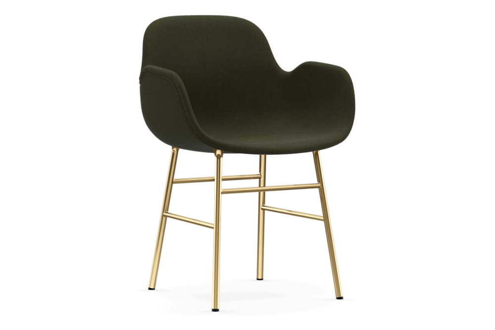 Fame 60078, NC Black Lacquered Wood,Normann Copenhagen,Armchairs,chair,furniture