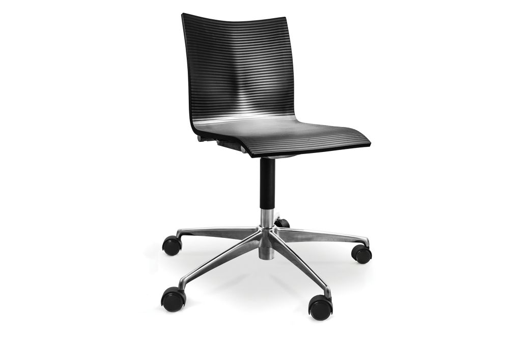 Plastic Black,Engelbrechts,Conference Chairs,chair,furniture,line,material property,office chair,product