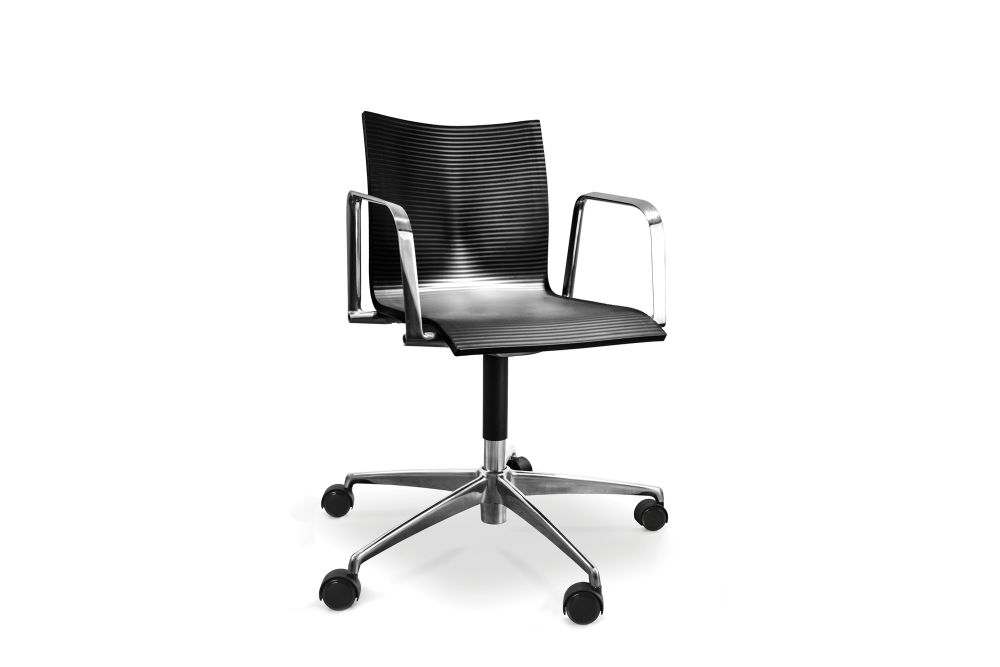 Plastic Black,Engelbrechts,Conference Chairs,chair,furniture,line,office chair,product