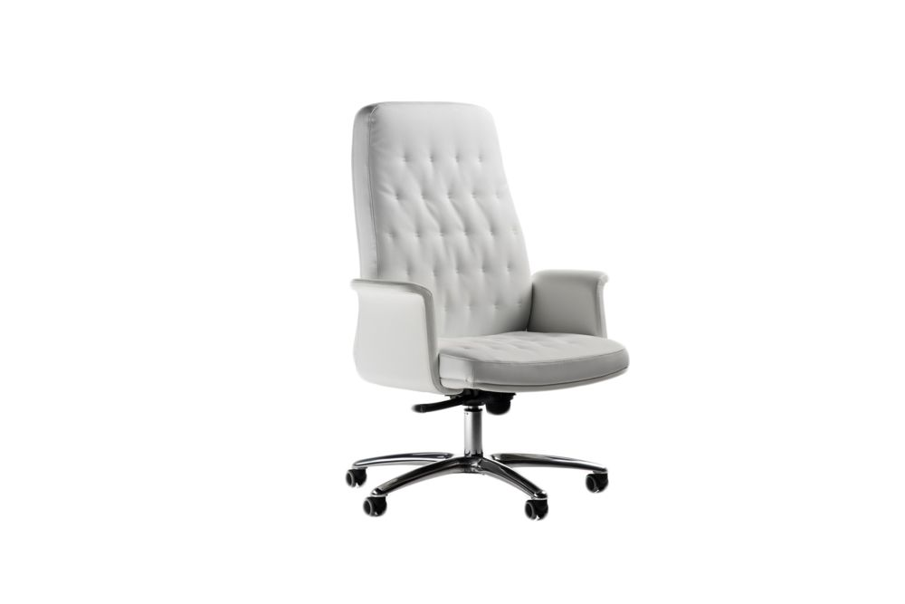 Jet 9110,Diemme,Task Chairs,beige,chair,furniture,line,material property,office chair,product,white