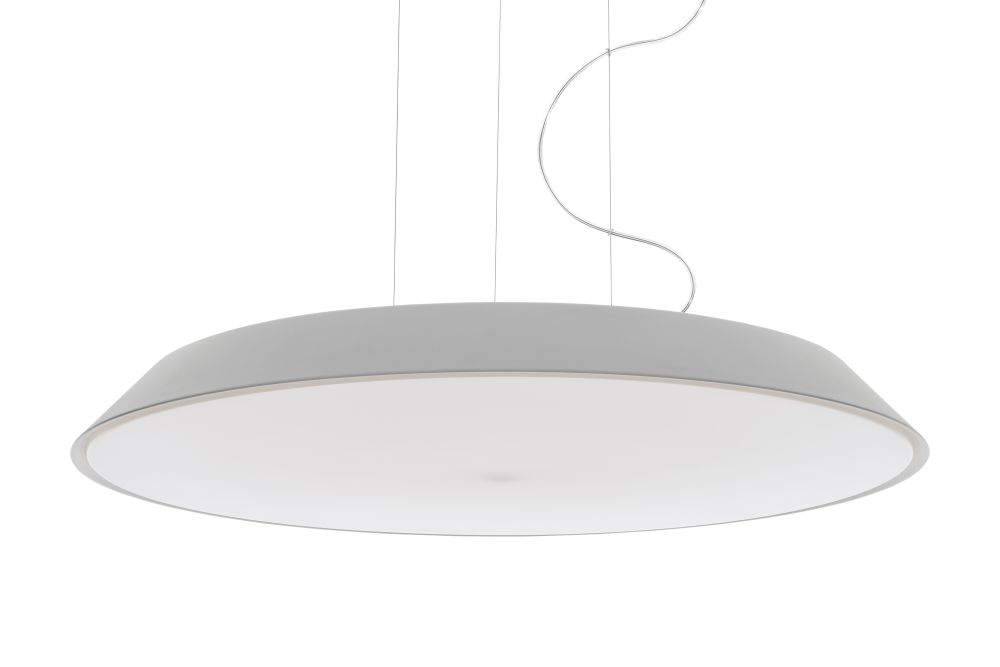 Dove Grey, 3000K,Artemide,Pendant Lights,ceiling,ceiling fixture,lamp,light,light fixture,lighting,lighting accessory
