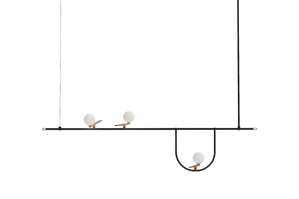 Yanzi S1 Pendant Light  by Artemide