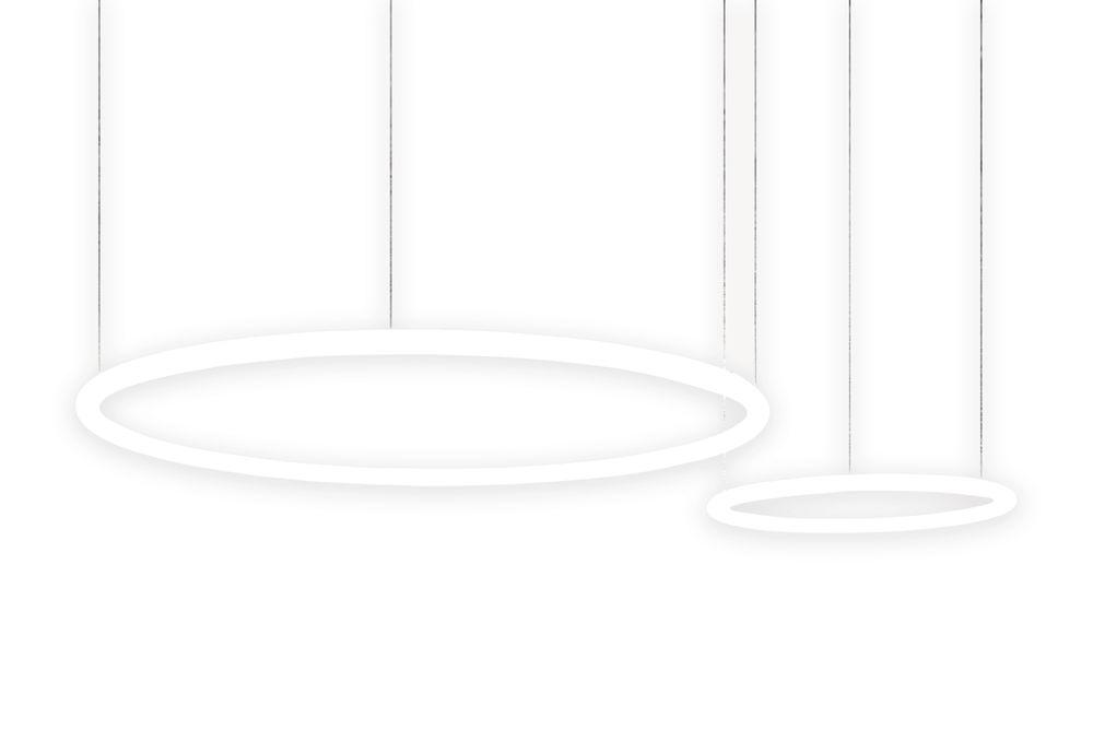 Alphabet Of Light Circolare Ceiling/Wall Light by Artemide