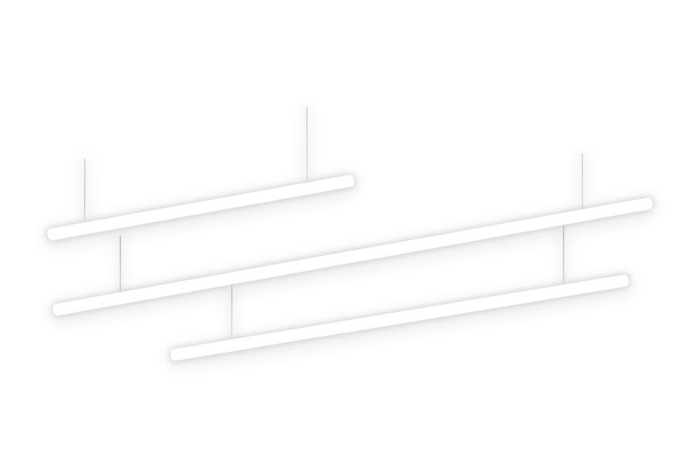 Alphabet Of Light Lineare Ceiling/Wall Light by Artemide