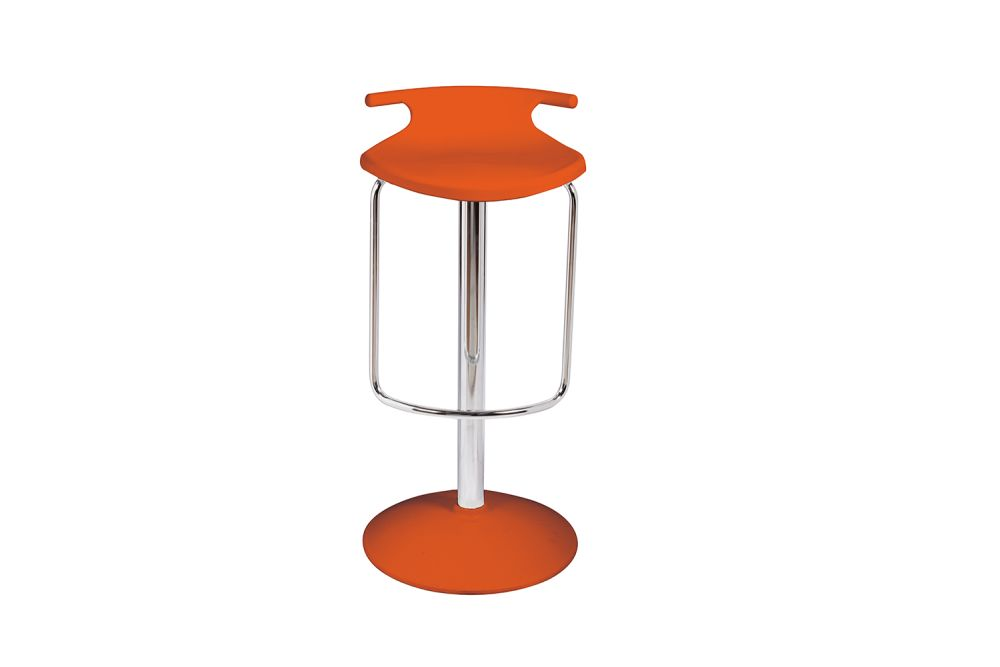 00 White,Gaber,Workplace Stools,orange