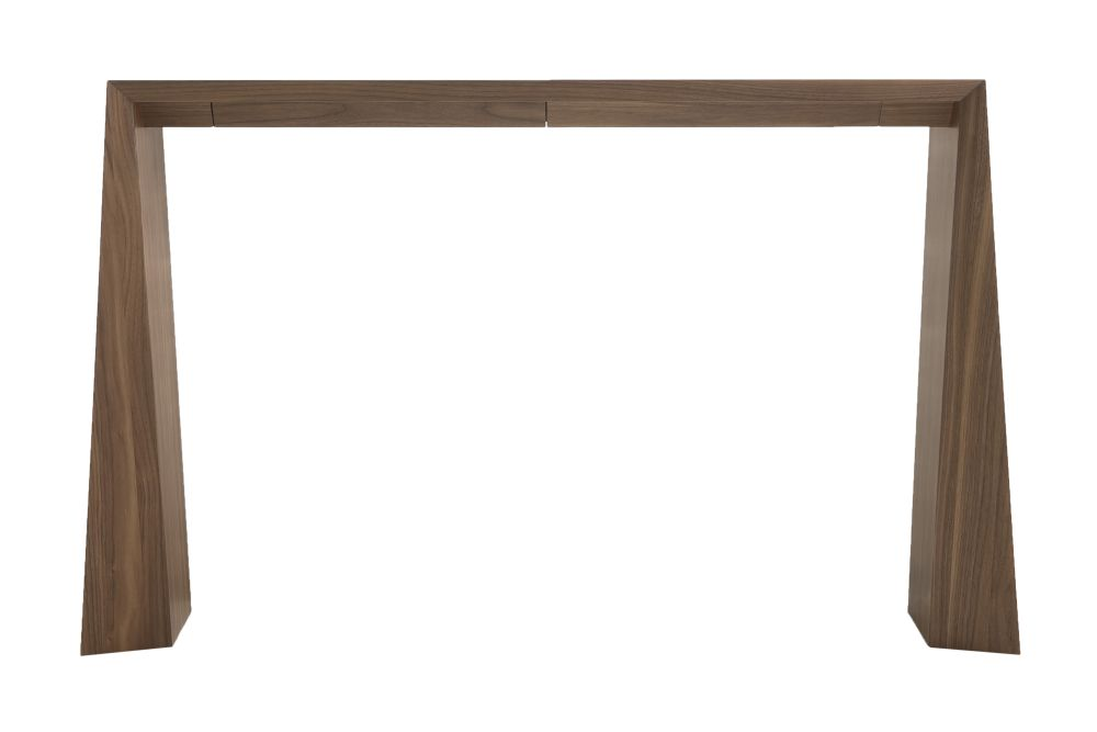 Naruk Console Table with Trays by Kendo
