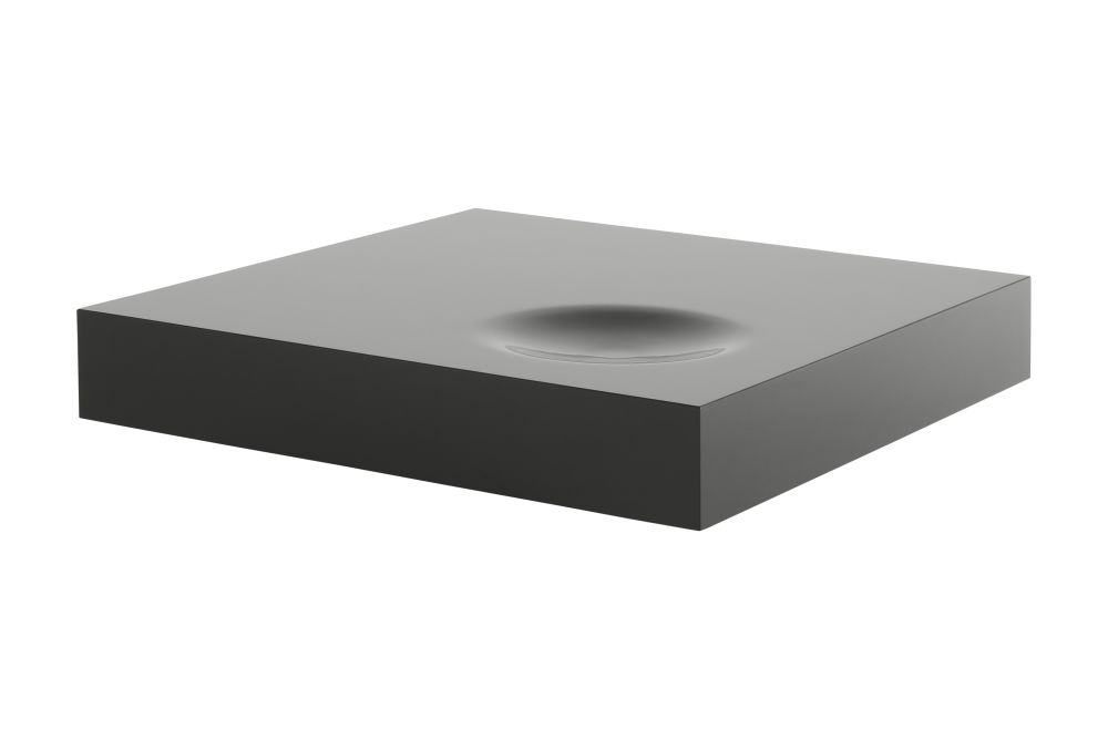 Plat Coffee Table Square on Castors by Kendo